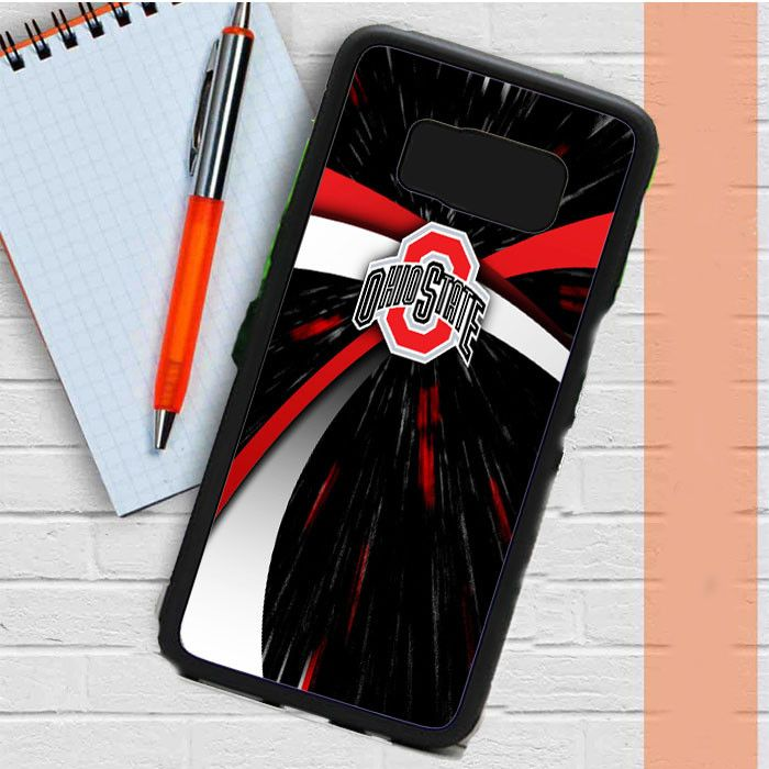 Ohio State Buckeyes Samsung Galaxy S8 Plus Case Casefreed