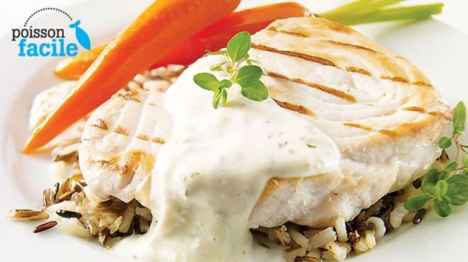Blue Marlin Steaks with Boursin | IGA Recipes