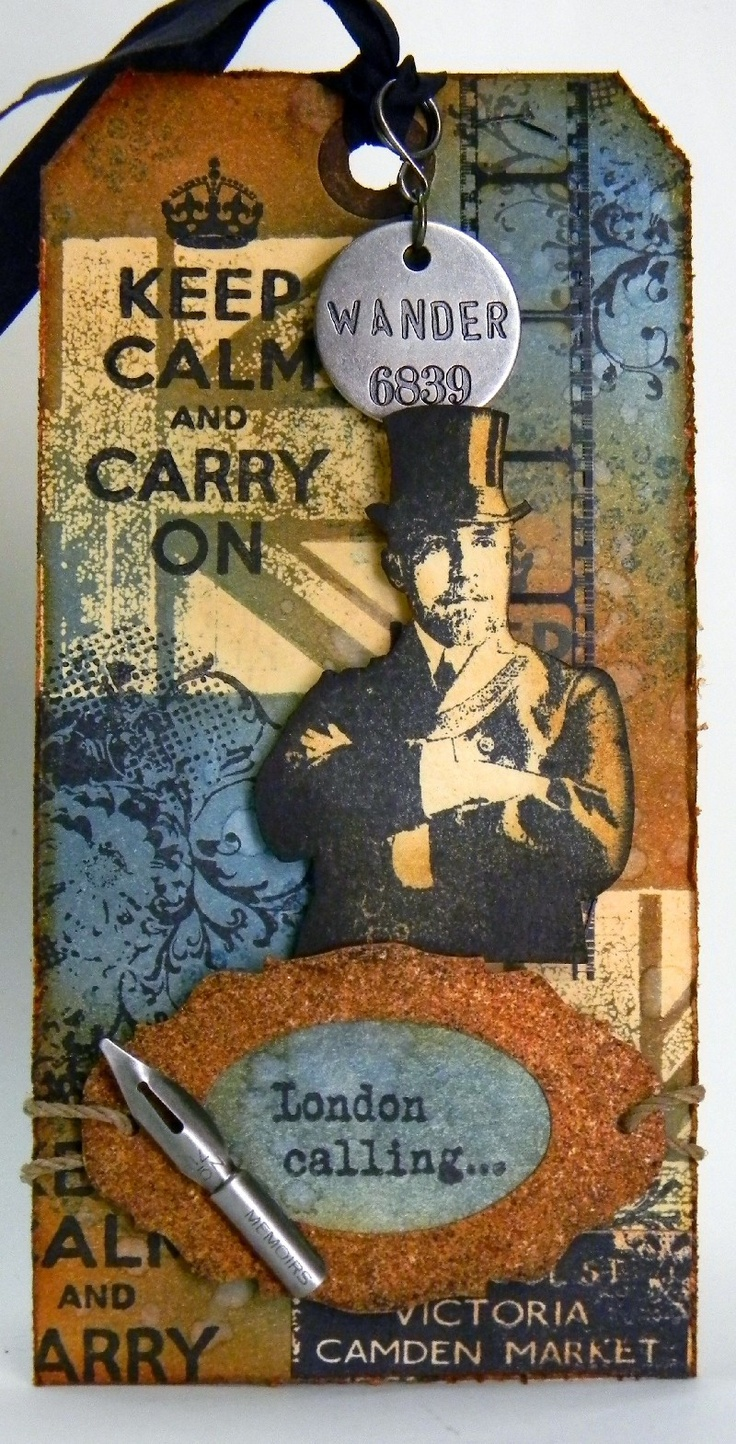 Stamptramp: Grungy Monday + Simon Says + New Stamps From Artistic Outpost!