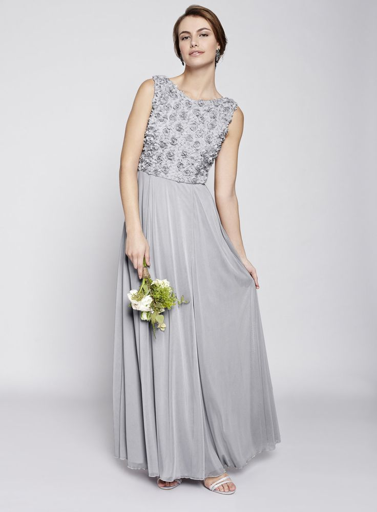 bridesmaid-dresses-grey