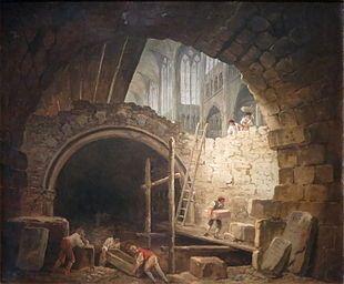 Profanation des tombes de la basilique Saint-Denis
