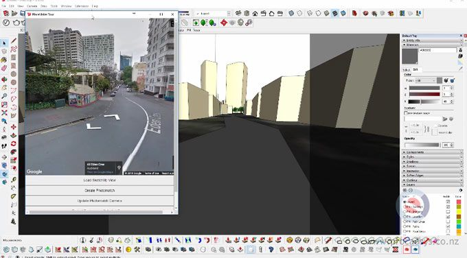 This Sketchup Video Tutorial Provides Brief Demonstration On