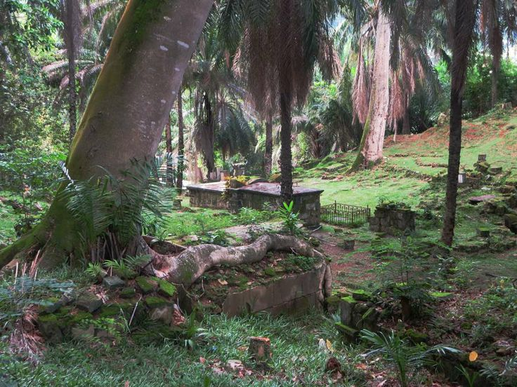 Bel Air Cemetery in Victoria, Seychelles, contains the tombs of many early residents, including the pirate Hodoul and Pierre-Louis Poiret, a son of King Louis XVI of France.