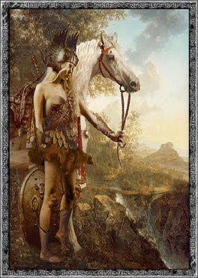 Ala de Cuervo : MUJERES GUERRERAS EN LA CULTURA NORDICA:: Las diosas de la Batalla.