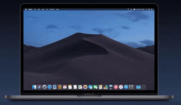 Instalirajte MacOS Mojave Dynamic Desktop na Windows 10