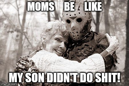 image tagged in jason,friday the 13th,funny memes,funny,horror,friday | made w/ Imgflip meme maker http://ibeebz.com