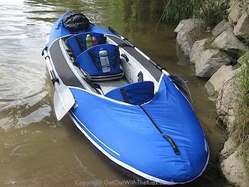 Sevylor Kayak Hudson KCC360
