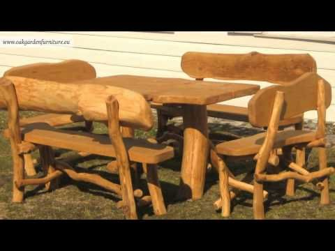 Nice Rustic Garden Furniture set http news gardencentreshopping co uk