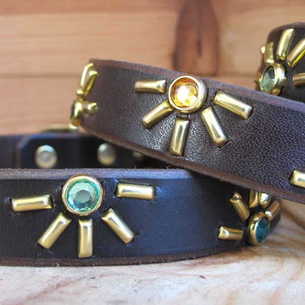 Tween Agnes | Paco Collars: Custom Leather Dog Collars