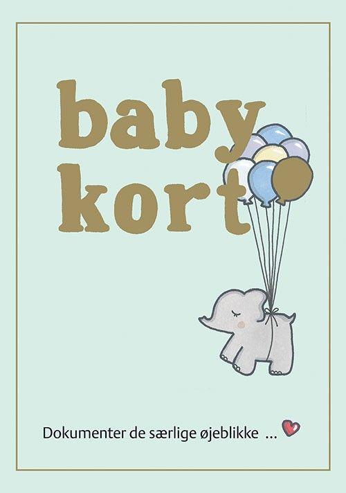 Babykort: Dokumenter de særlige øjeblikke (Forfatter: Simone Thorup)