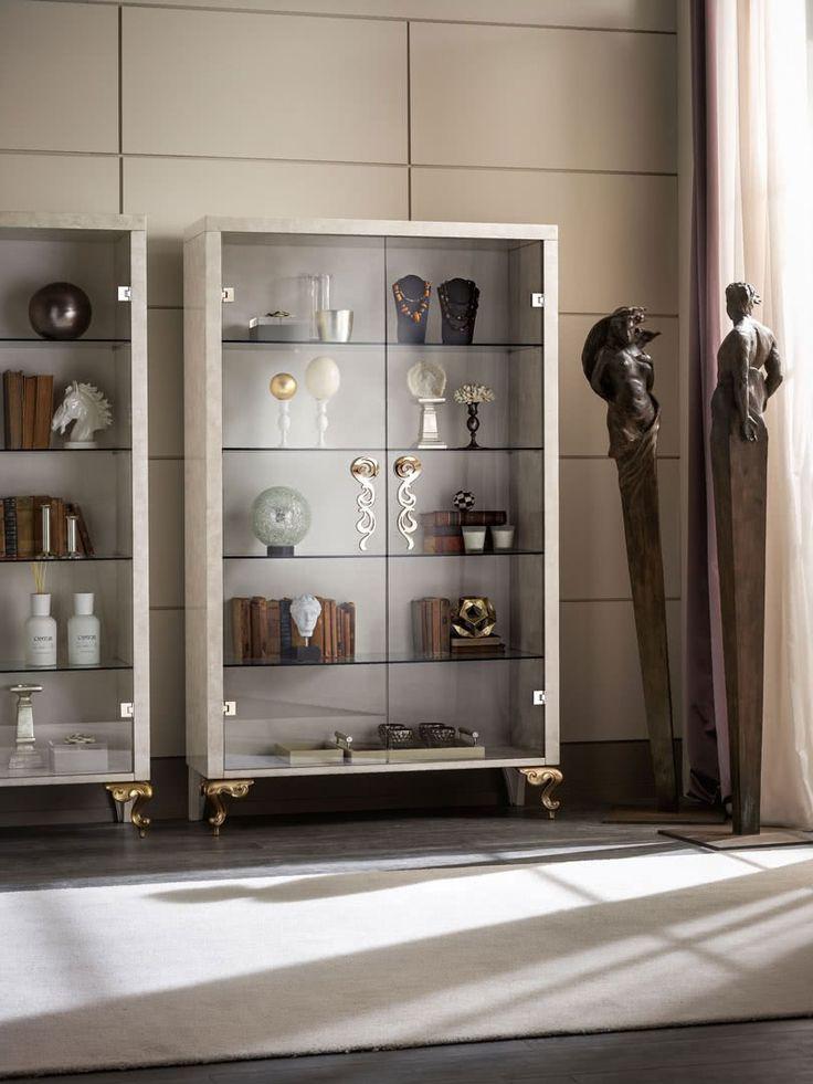 George vetrina, vetrina di Cantori | lartdevivre - arredamento online