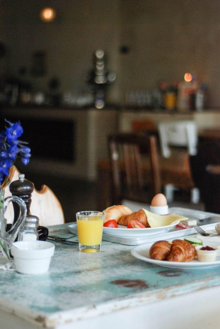 Morning breakfast | cafe