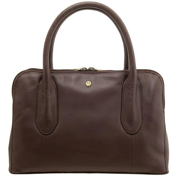 Yoshi Ellington Grab Bag / Leather Handbag by Yoshi Lichfield AW12 Autumn Winter 2012 - £70.00 available from www.kubi.co.uk - Perfect leather work bag or work handbag.