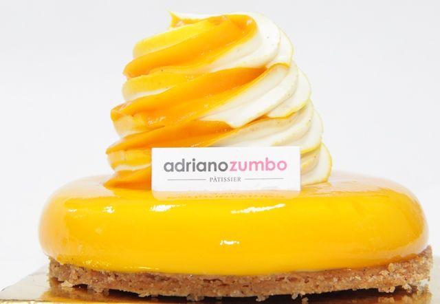 Mangos & Cream : Adriano Zumbo
