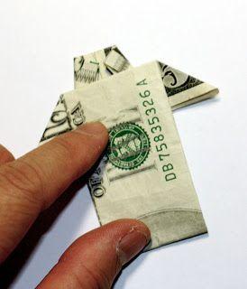 Origami n' Stuff 4 Kids: dollar bill folding – #bill #Dollar #dollarbills #Folding #Kids #Origami #Stuff