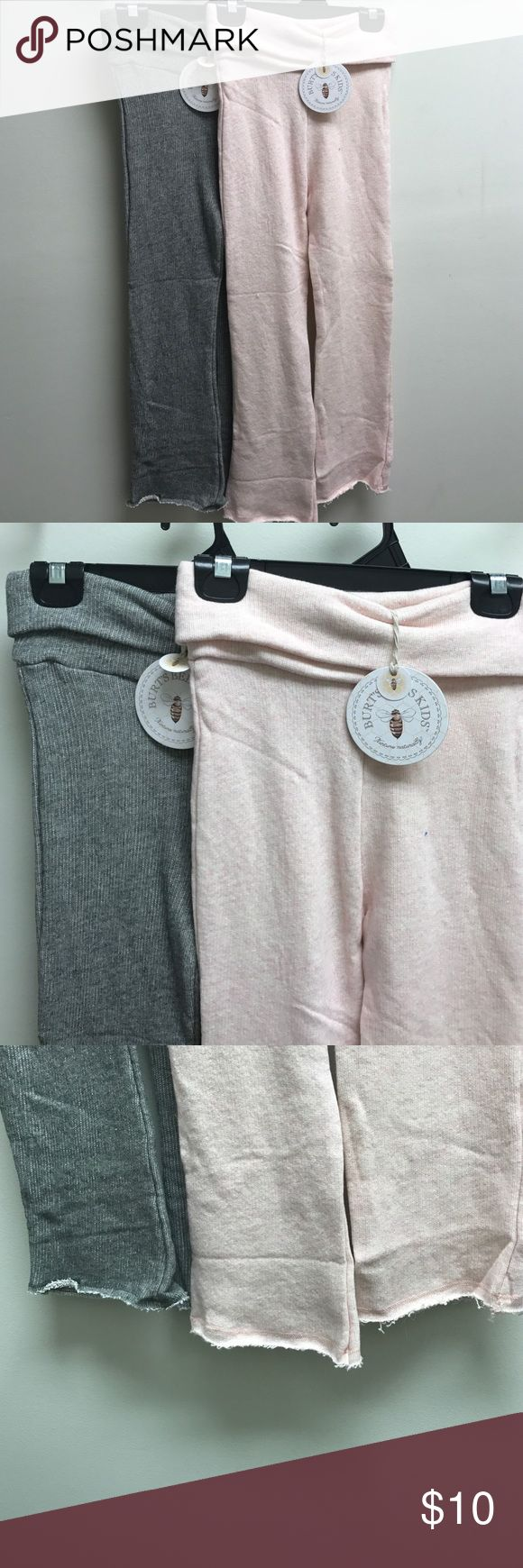 Bundle of two Loose Terry Yoga Pants for girls Beautiful yoga pants for a girls burt's bees  Bottoms Sweatpants & Joggers