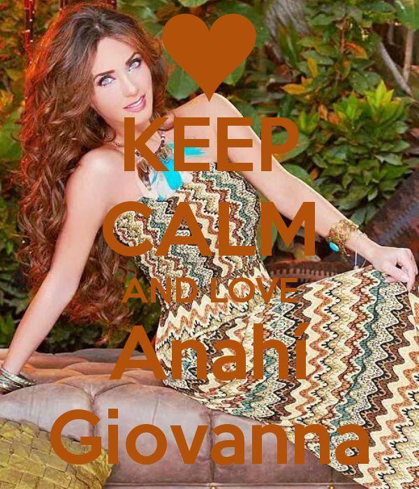 Keep calm: Anahí Giovanna (13)