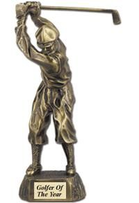 Golf Awards are Essential for All Tournaments. Check Out Our #Golfer Figurine #Trophy http://www.crownawards.com/StoreFront/CRMGFCL.ALL.Trophies.Classic_Golfer_Trophy.prod