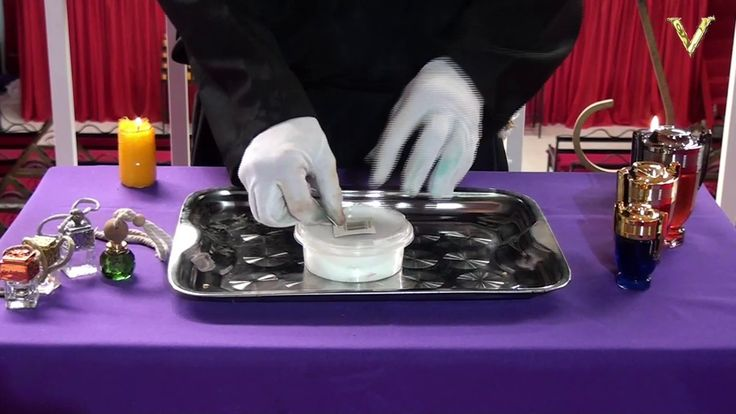 Ritual con SAL para DESTRUIR una Persona Ritual en CEMENTERIO¡con sal.no...