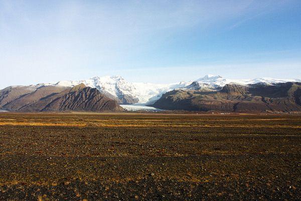 Climbing Iceland's highest peak on the rim of the Oræfajökull volcano