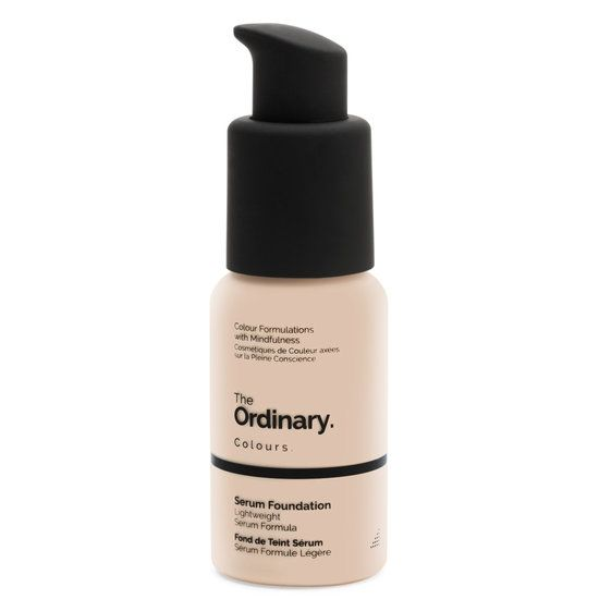 1.1 N is fair with neutral undertones and a semi-matte finish.This foundation offers buildable, natural-looking coverage with a semi-matte finish.  Specially treated pigments: pigments that cover and diffuse uneven skin tone.