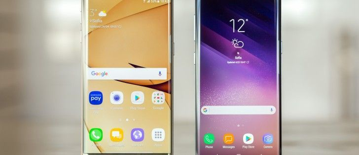Cool Samsung's Galaxy 2017: Samsung Galaxy S8 vs. Galaxy S7 edge quick camera comparison  www.gsmarena.com/.... Best Cell Phone Plans and Phones Check more at http://technoboard.info/2017/product/samsungs-galaxy-2017-samsung-galaxy-s8-vs-galaxy-s7-edge-quick-camera-comparison-www-gsmarena-com-best-cell-phone-plans-and-phones/