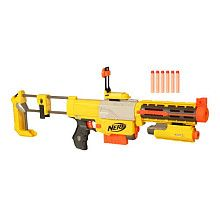 "I have used most of the nerf guns and I think this is the most reliable and shoots far as well. Nerf N Strike Recon CS-6 Blaster - Hasbro - Toys ""R"" Us"