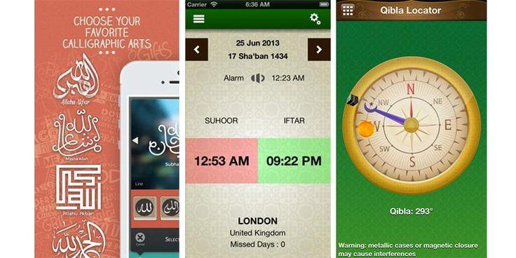 Lima Aplikasi iOS Gratis untuk Ramadhan | StoriesMe