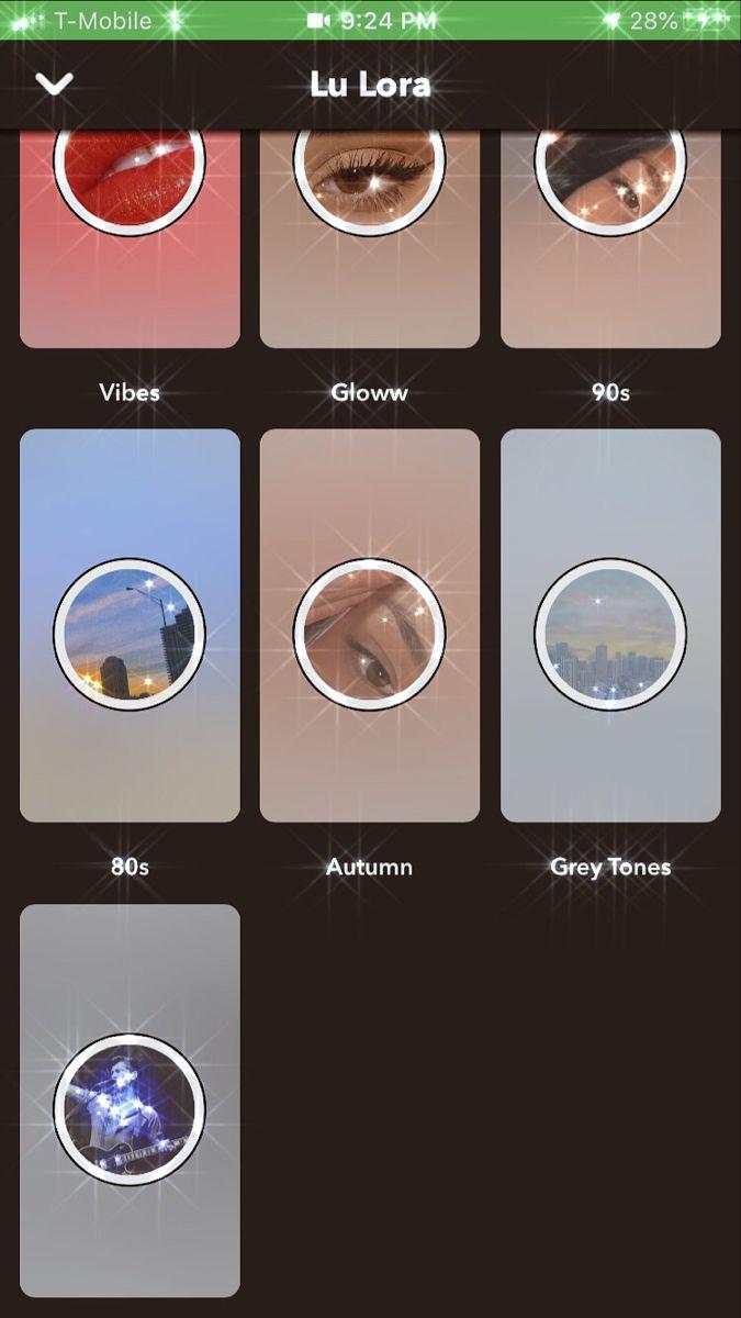 Filters Snapchat Filters Selfie Instagram Story Filters Snapchat Filters