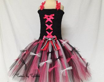Queen of Hearts inspired Tutu Dress Costume от TutusbyTyLibra