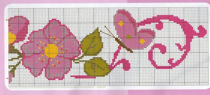 Oi, lindas!!!!     Tudo bem?     Esse gráfico ganhei de presente de uma amiga muito querida, a Ana Paula.     Achei um verdadeiro luxo!!!!!...