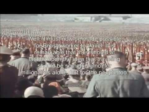 Adolf Hitler Speech explain Democracy        (Engl.subt.)EN ESTADO DE MEXICO NAZIS fin de mexico y repubrica mexicana estados unidos mexicanos trasporte escolar diablo con demonio cerrarlos entoso inconito muro azubre acida