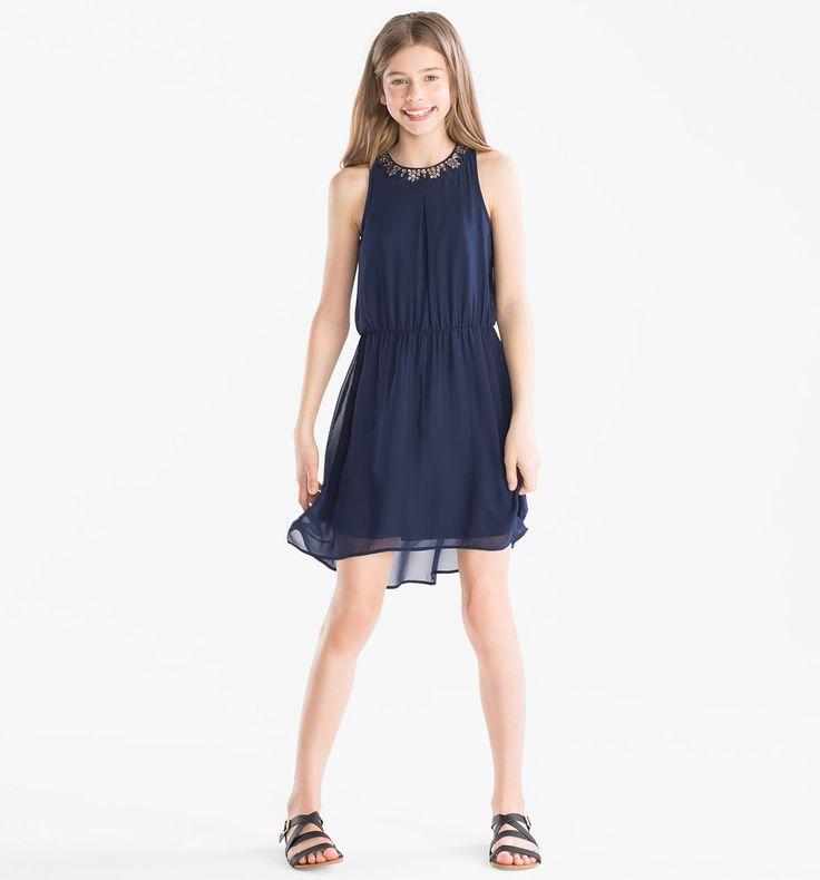 Sklep internetowy C&A | Sukienka, kolor:  ciemnoniebieski | Dobra jakość w niskiej cenie