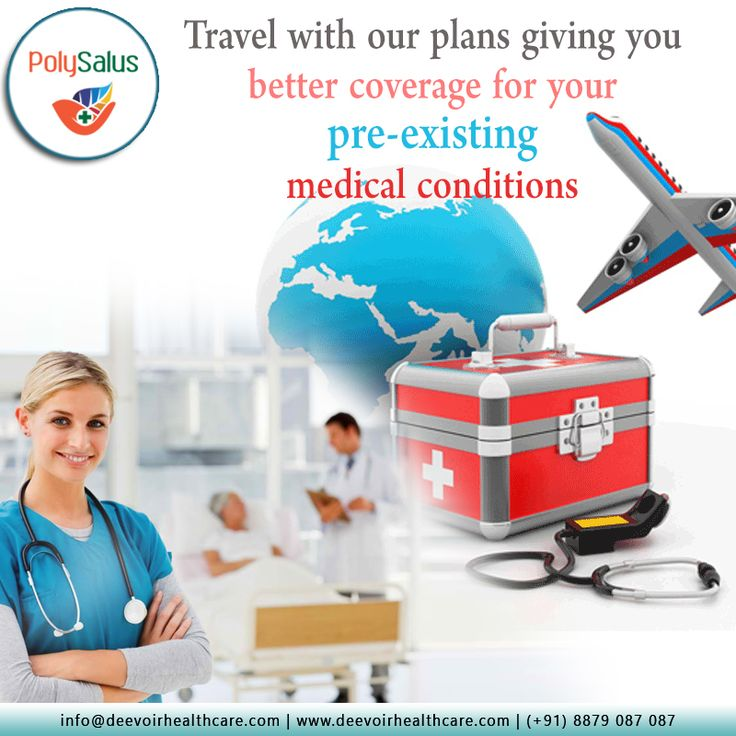 Get Better Coverage for Pre-exisiting Medical Conditions. #Polysalus Visit - http://bit.ly/29jOICB