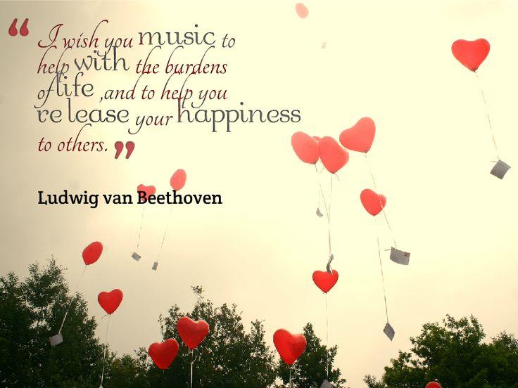 Beethoven quote