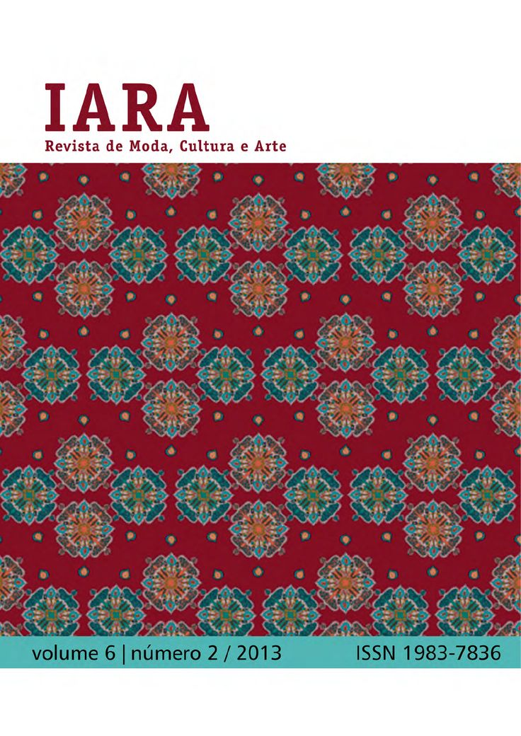 IARA Revista de Moda, Cultura e Arte visa incentivar a produção e a divulgação de artigos de excelência acadêmica, tendo em vista tanto o adensamento do debate intelectual…