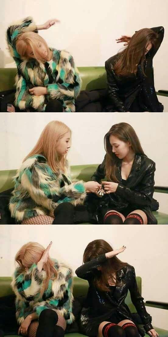 Jiwoo e Somin - K.A.R.D