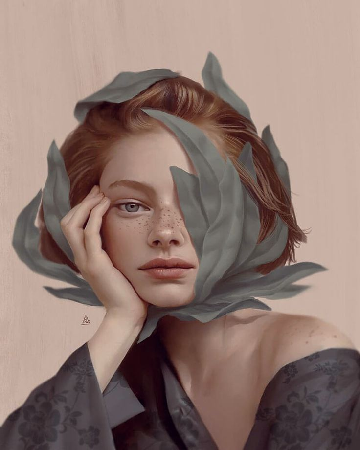 Aykut Aydoğdu illustrazioni iperrealistiche