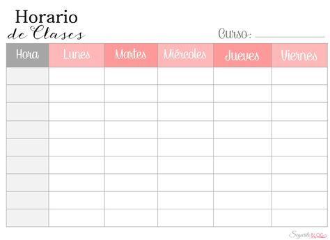 Oltre 25 fantastiche idee su horario de clases su for La caja sucursales horarios