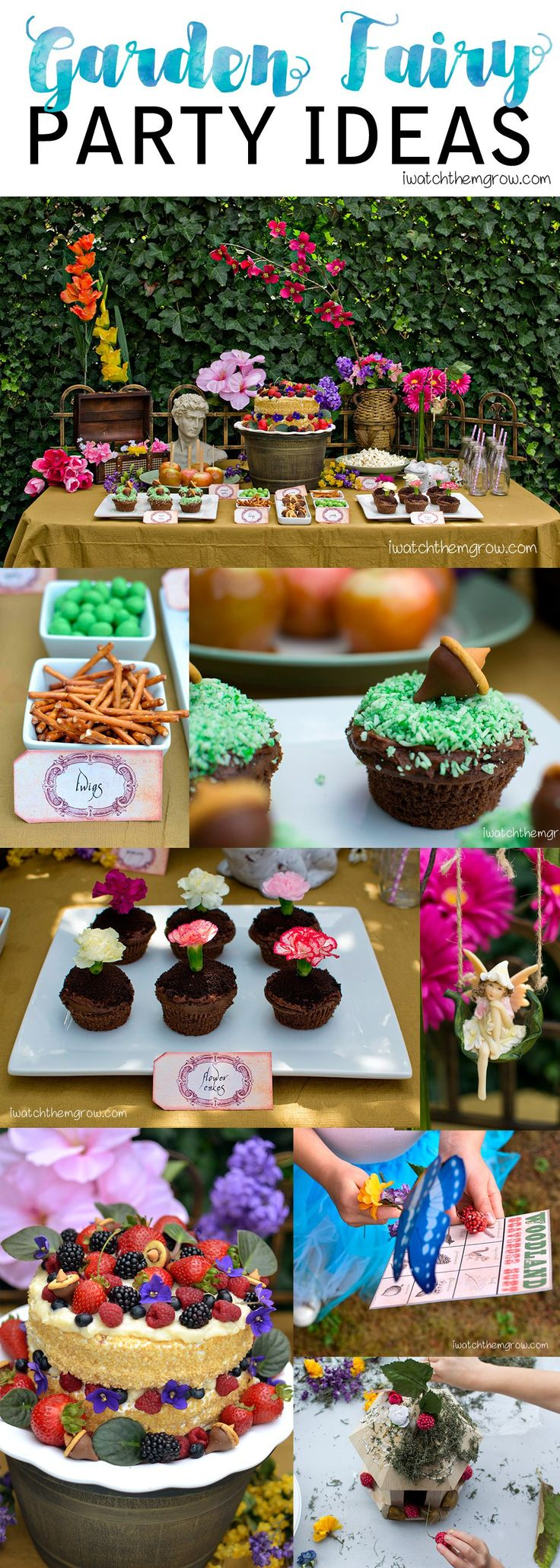 Best 25 Fairy Food Ideas On Pinterest