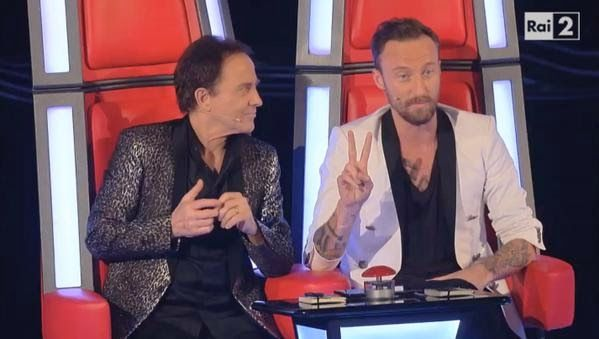 "SCRIVOQUANDOVOGLIO: QUARTA PUNTATA DI ""THE VOICE OF ITALY"" (18/03/2015..."