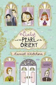 Ten lucky winners will each receive a copy of Harriet Whitehorn's sparkling debut novel, Violet and the Pearl of the Orient. Perfect for Chris Riddell and Neil Gaiman fans age 7 years and over.  Fill in the form on our giveaway page. Closes on 8 September.  http://www.gransnet.com/life-and-style/books/giveaways/violet-and-the-pearl-of-the-orient