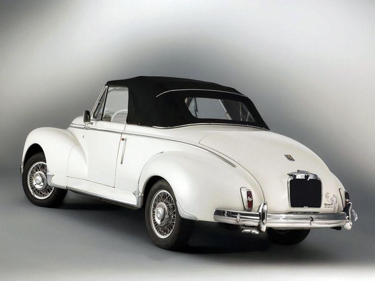 1951 Peugeot 203 Cabrio