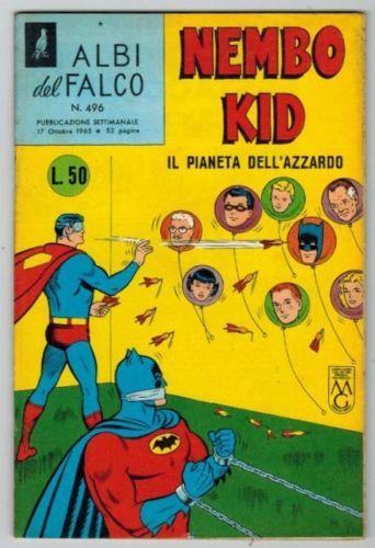 496 Nembo Kid 1965
