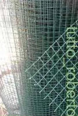 rete-acciaio-zincato-elettrosaldato-pvc-1x1-h-100-pollai-gabbie-recinti-voliere
