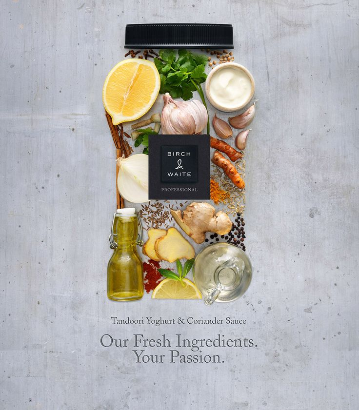 <p>In 2014 Birch & Waite approached creative agency Evo to launch a range of batch-crafted sauces for the professional food service industry. The agency strived to make a point about the mass production of such products by visually showing what the process of creating each sauce is like. www.evoagency.com.au</p>