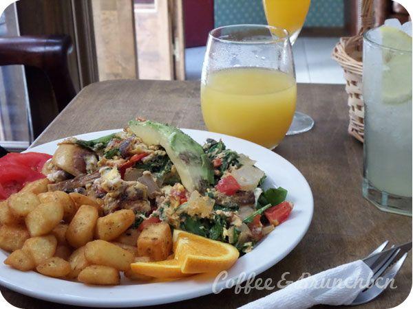 Dish San Francisco @ Avenue Bar - Brunch with bellini in Gracia, Barcelona