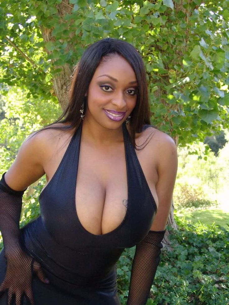 Beautiful Ebony Tits 119