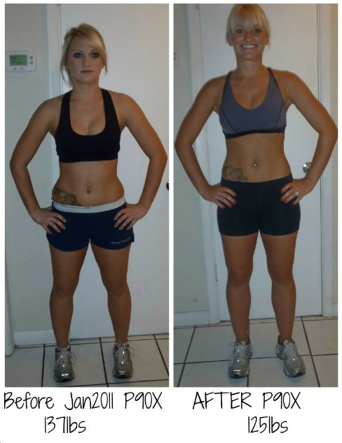 best p90x program for weight loss