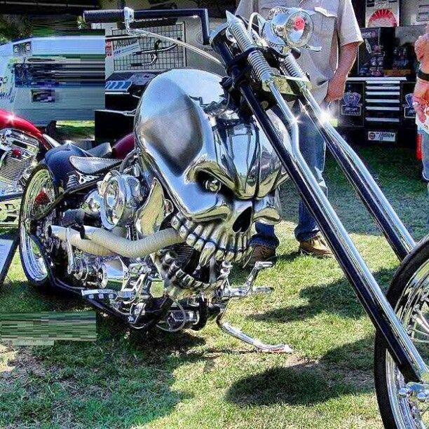 Skull Custom Design